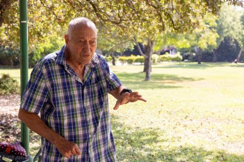 קיבוץ עין שמר – אנשים ומקום |  עמירם במשעולי ישראל