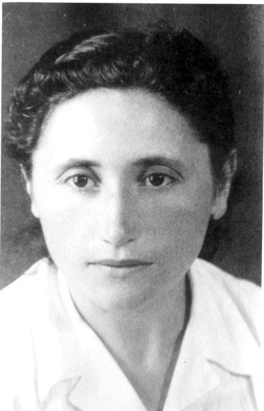 אלפרוביץ זהבה  (Zlata Alperovitz (Zimmerman